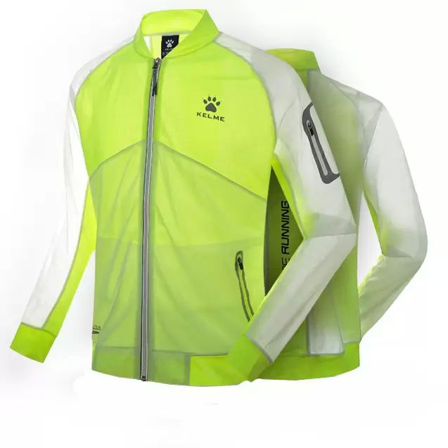 Ветровка Kelme MEN RUNNING JACKET