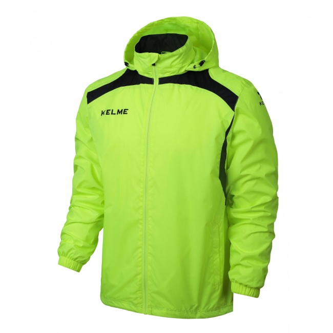 Детская ветровка Kelme Windproof rain Jacket KIDS